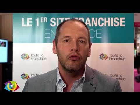 Interview de Denis JULLEMIER, Président du réseau DES LIS CHOCOLAT
