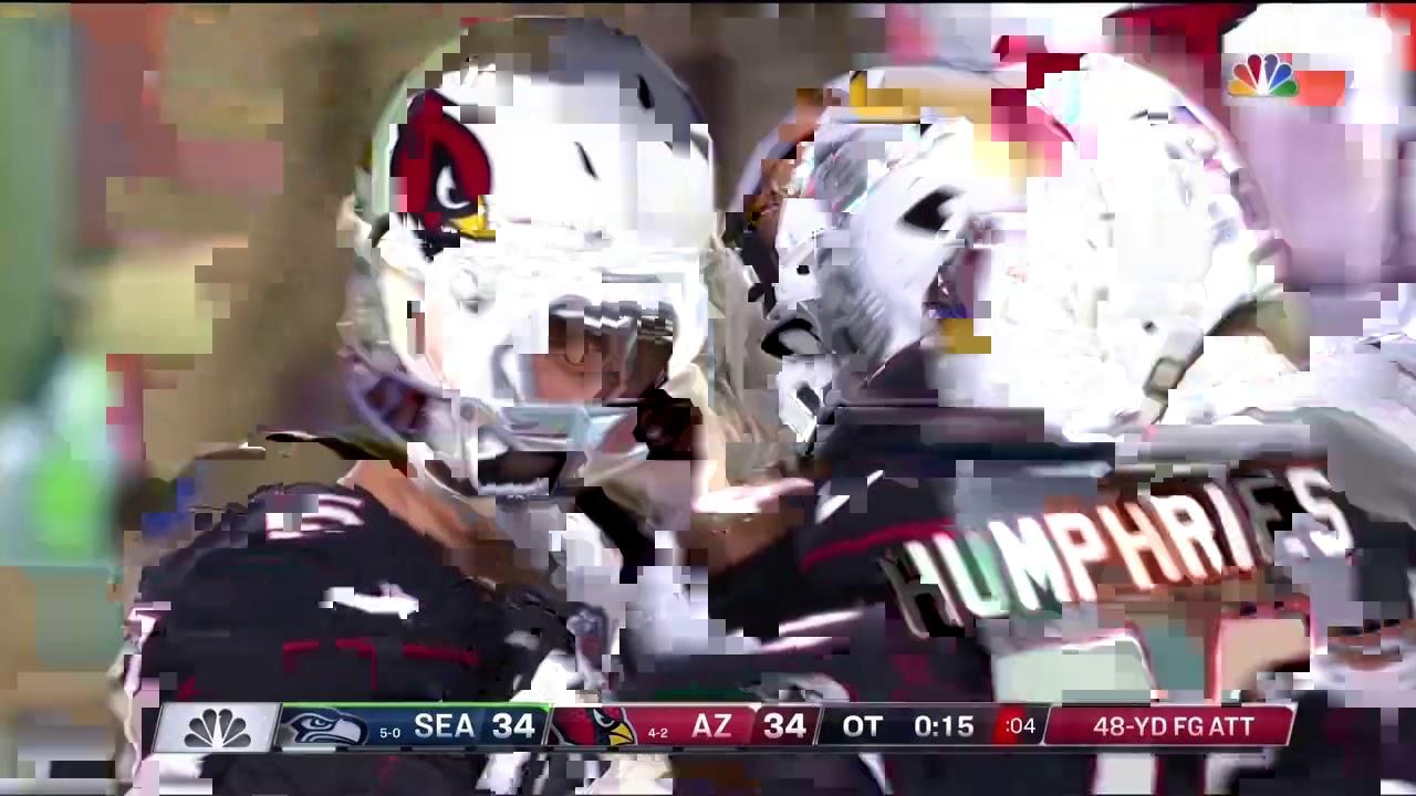 Download Zane Gonzalez REDEEMS HIMSELF w/ Game-Winner | NFL Week 7