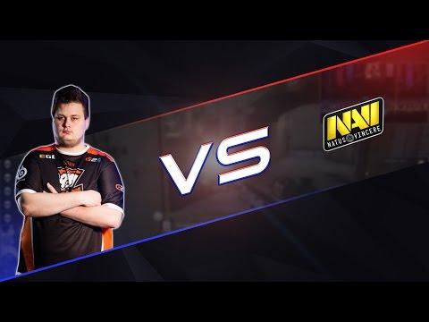 VР Snах vs Nаtus Vincеrе  СLUTCН 1vs3