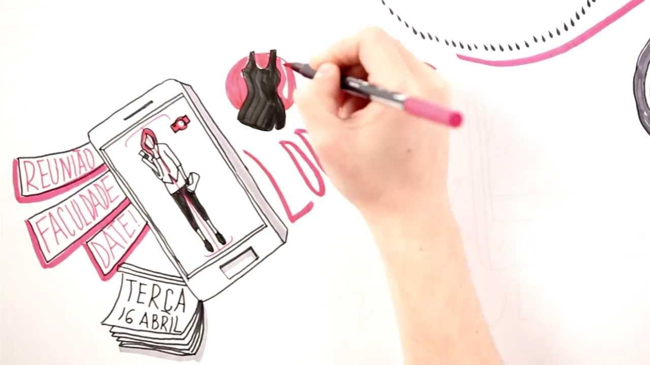 Moda it App - YouTube