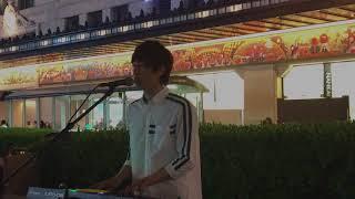 2018.06.22 (金) 大阪なんば路上ライブ 平岡優也 ◇official web site ht...