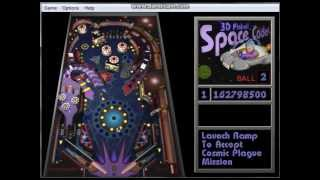 3D Pinball Space Cadet - 175360250 Points