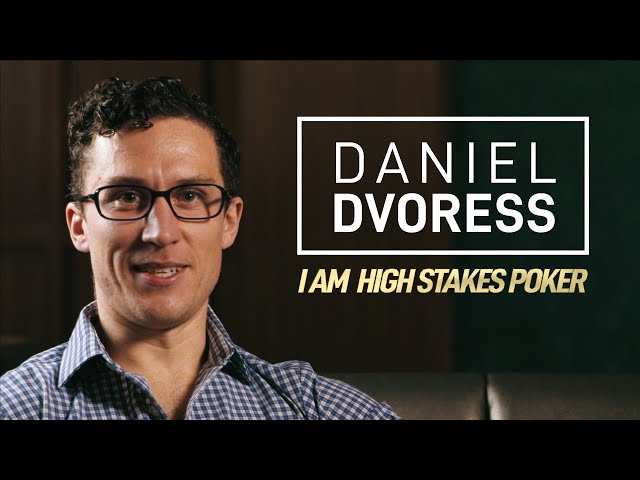Daniel Dvoress - I Am High Stakes Poker [Full Interview]