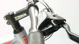จักรยานเสือภูเขา TrinX M136 ปี2016 ราคา5800บาท ลด200บาท