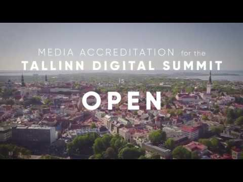 Invitation: Tallinn Digital Summit