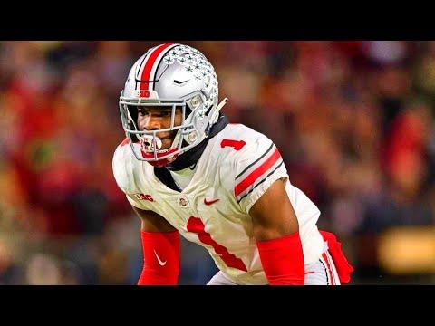 Ohio State CB Jeffrey Okudah 2019 Highlights