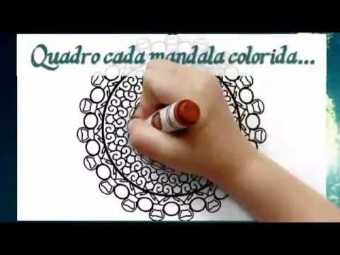 Mandalas Para Colorir - Mandala Para Colorir Para Criancas ...