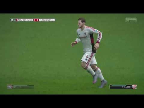 Bayern Munchen vs Ingolstadt