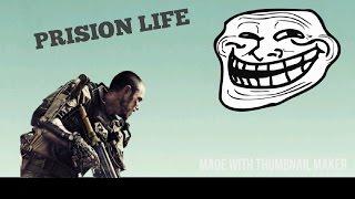 ESCAPANDO DE LA CARCEL!!!!! /PRISION LIFE /ROBLOX | DOMINUS 999