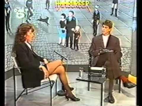Sandra - interview (Tele 5 Hamburger Journal, Germany 25/06/1990)