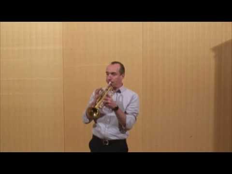 """Arnold Jean-Baptiste Trompette """"Promenade"""" Tableaux d'une exposition -  YouTube"""