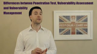 difference between vulnerability assessment and penetration testing