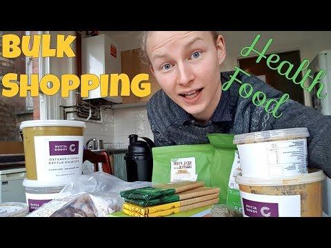Bulk Shopping + Mystery Box | Vegan