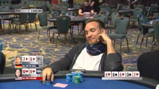 PCA 2014 Poker Event - $100k Super High Roller, Episode 3 | PokerStars.com