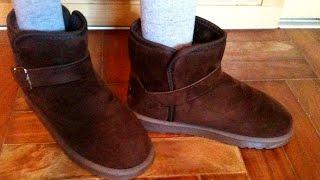 Comprei Mostrei: snow boot marrom Thumbnail