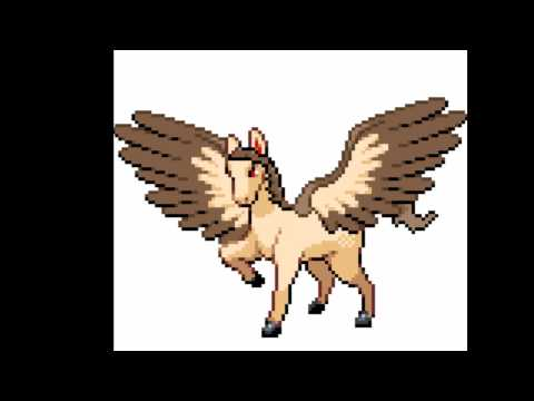 Pokemon Sprites 1-50 That I Made