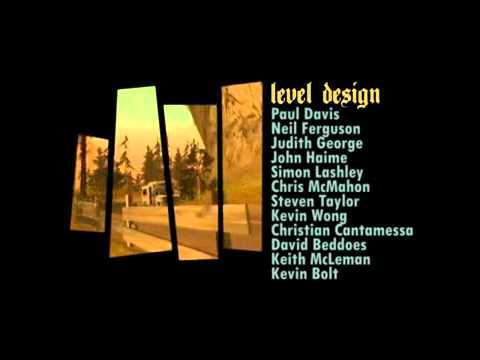 GTA San Andreas Soundtrack