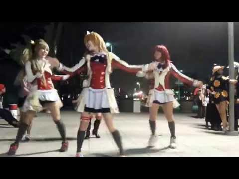 Negi's AX 2014 - LOVE LIVE!!