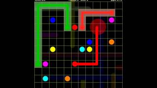 Flow Free Extreme Pack 12x12 Level 11