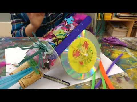 Creative Kids Club January 2018