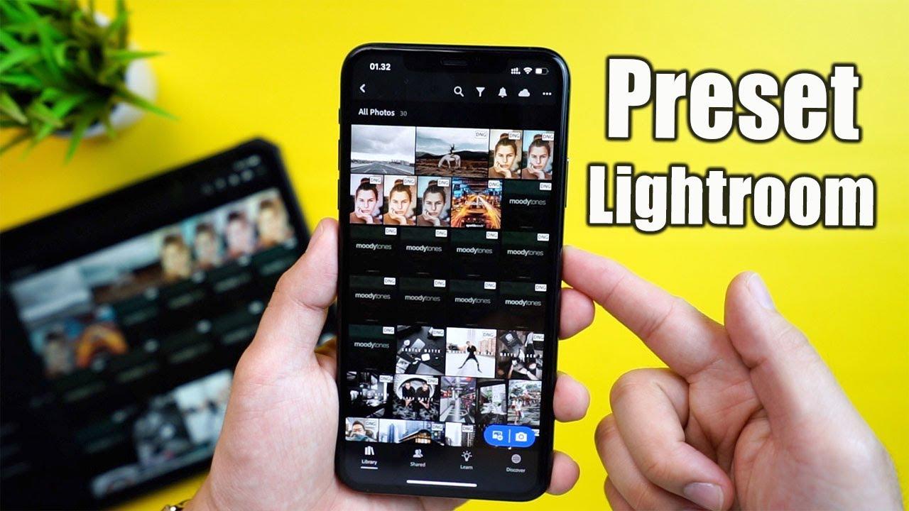 100+ Preset Lightroom Mobile 2020 Gratis! untuk iOS & Android