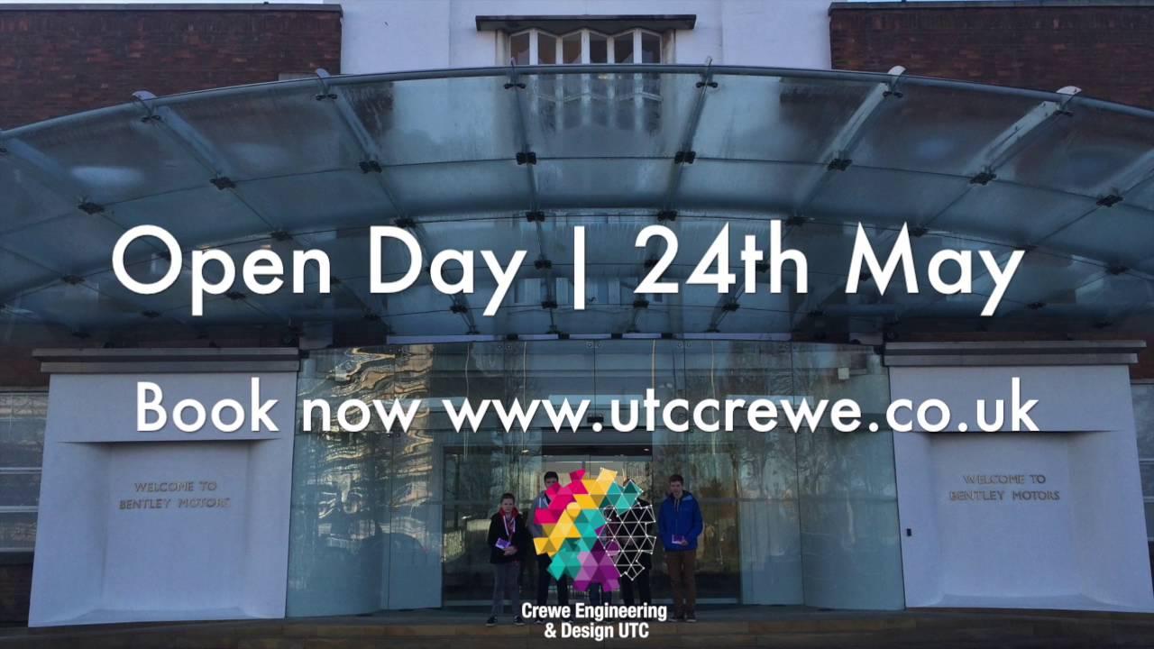 Crewe Engineering Design Utc Workshop Youtube