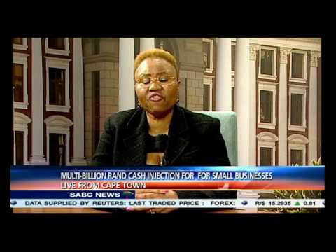Multi-billion rand cash injection for small businesses: Lindiwe Zulu