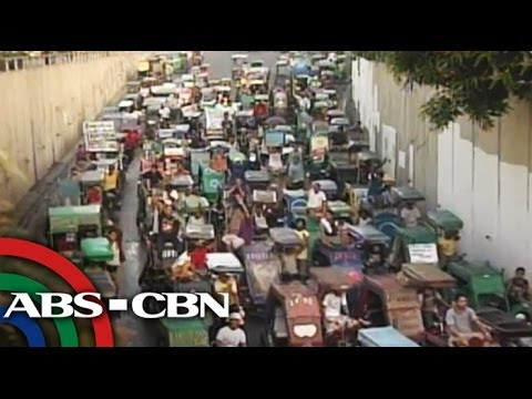 Manila 'kuliglig' drivers fear losing means of livelihood