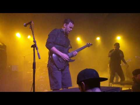 After the Burial-Lost in the Static (Live @ The Glasshouse)