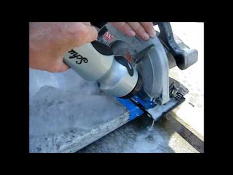 How To Cut Granite Countertops   YouTube
