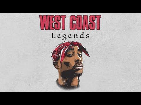West Coast Legends ft. 2Pac & More!  DJ Discretion Remix
