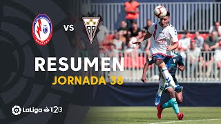 Resumen de CF Rayo vs Albacete BP (2-3)