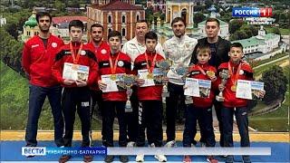Команда КБР завоевала 13 медалей на всероссийских соревнованиях по тхэквондо