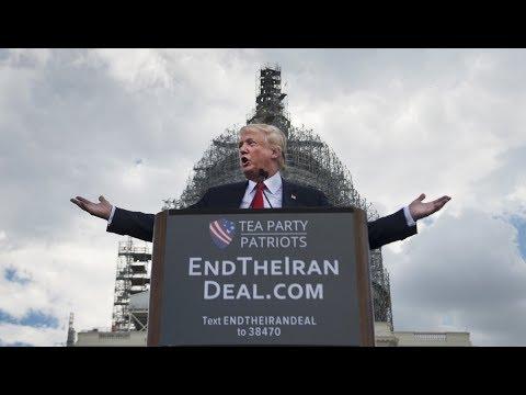 Will Congress Help Trump Kill the Iran Deal?