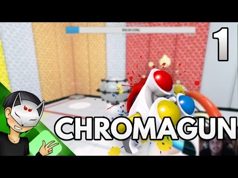 Welcome to ChromaTec(ChromaGun w/ Aphex) - Ep. 1