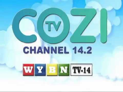 COZI TV My Favorite Martian - WYBN TV 14 - YouTube