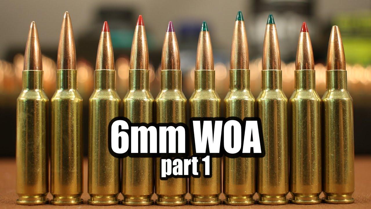 6mm WOA - part 1