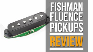 Fishman Fluence Single Coil Pickups Review | Guitar Interactive Magazine
