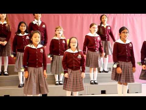 Challenger School 2nd Grade Spring Program 2016 part 2