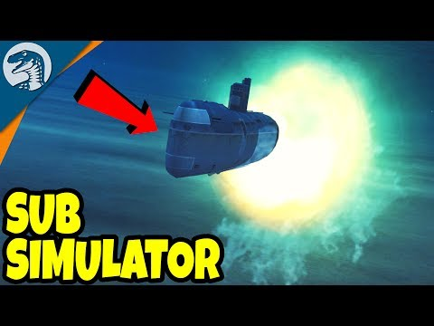 CRAZY TORPEDO BLASTS, SINKING & HULL CRUSHING DEPTH   Cold Waters Mission Gameplay