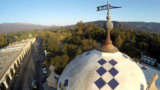 Ojai Ave. Arcade Drone