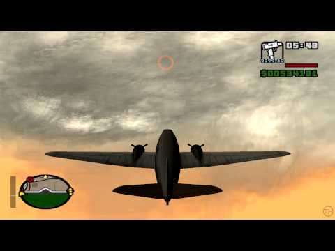GTA San Andreas Mission 80 Dam and Blast