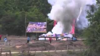 Biggest firework rocket