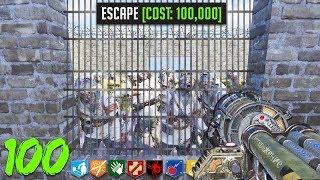 PYRAMID ISLAND ZOMBIES! **Challenge Map** - (Black Ops 3: Custom Zombie Mod Tools)