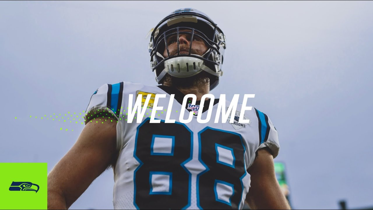 Seahawks Agree To Terms With Tight End Greg Olsen