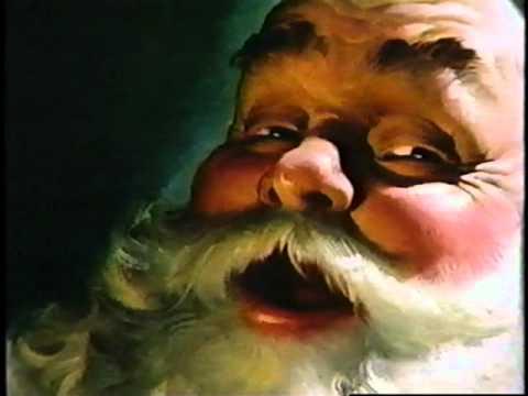 History of the coke santa youtube