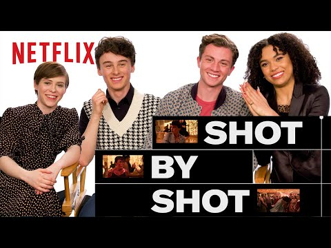 The I Am Not Okay With This Cast Break Down THAT Mind Blowing Scene | Shot By Shot | Netflix