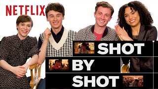 The I Am N๐t Okay With This Cast Break Down THAT Mind Blowing Scene | Shot by Shot | Netflix