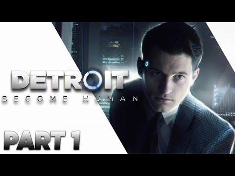 ชมรมคนหุ่นดี - DETROIT: Become Human - Part 1