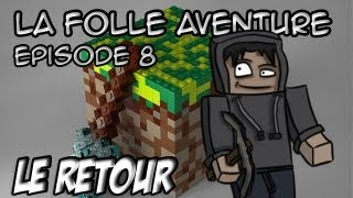 La folle aventure de la KoD sur Minecraft | Episode 8